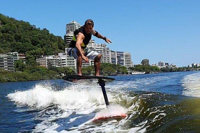 Wakeboard, Wake Foil or Wake Surf Tour