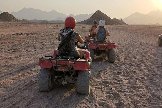 3 Hours Safari by Quad Bike - Hurghada