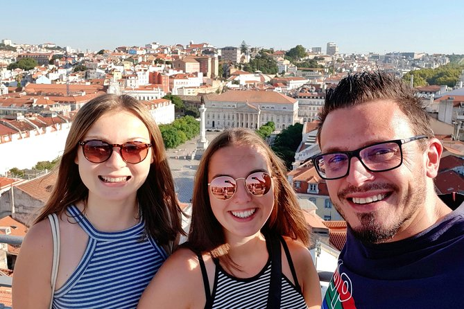 Lisbon Walking Tour with a Local (private or small groups)