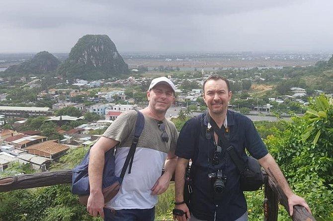 Monkey Mountain,Dragon Bridge,Marble Mountain, Hoi An Walking Tour,Night Market
