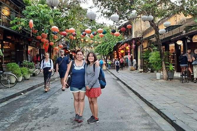 Experience Hoi An City with Walking Tour, Night Market ,Boat Ride with Lantern