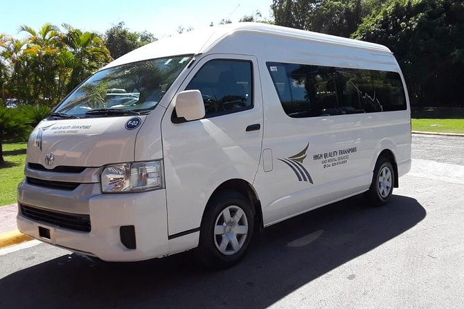 Punta Cana Airport Transportation Round-Trip