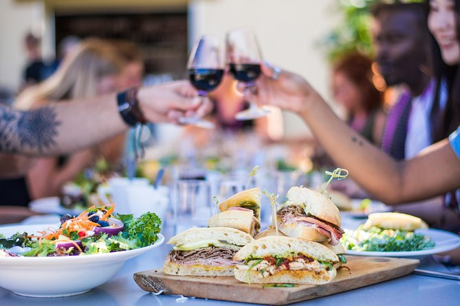 Wine and Lunch Escape