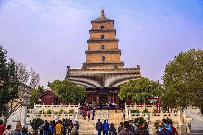 Private Half Day Tour to See The Big Wild Goose Pagoda&City Wall: photo 1