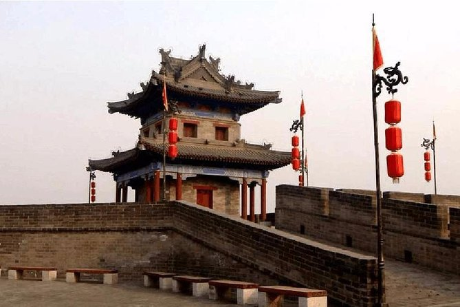 Private Half Day Tour to See The Big Wild Goose Pagoda&City Wall: photo 3