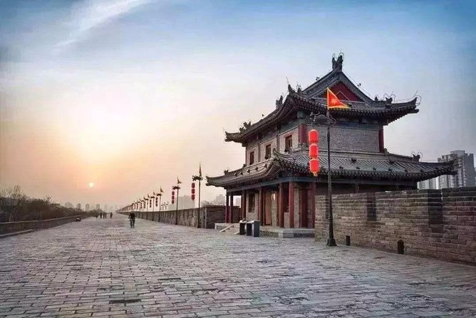 Private Half Day Tour to See The Big Wild Goose Pagoda&City Wall: photo 4