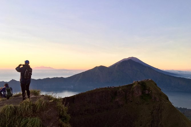 Mt Batur Trekking with Best Local Guide & Breakfast atop