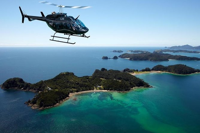 Private - Bay of Islands Heli-Cruise photo 5