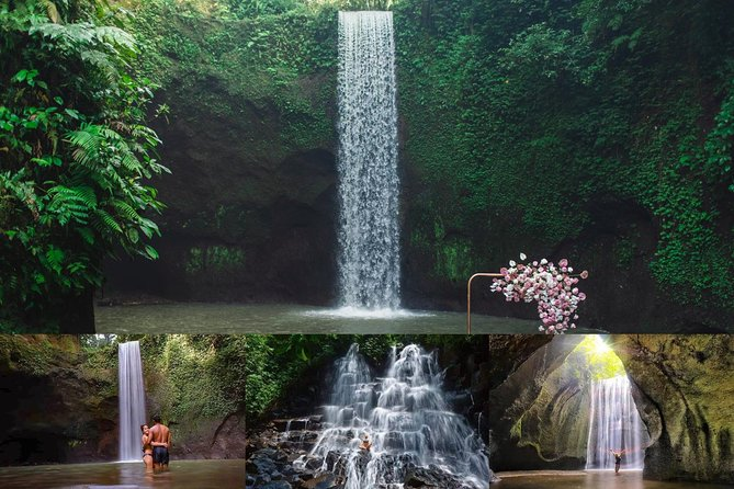 Private Bali Waterfalls Tour: Kanto Lampo, Tukad Cepung and Tibumana