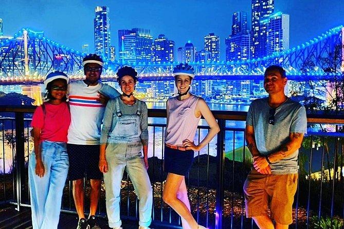 Brisbane City Lights Electric Bike Tour