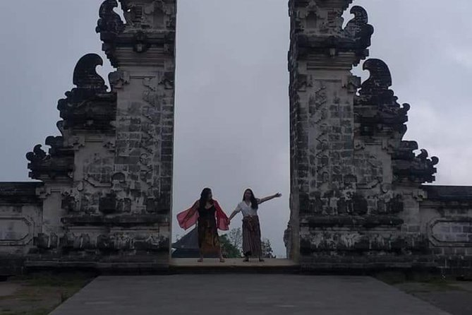 A Gate of Heaven in The East of Bali Tour