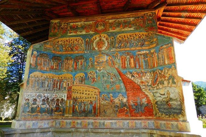UNESCO Sites in Transylvania, Bukovina & Maramures - Private Tour from Bucharest