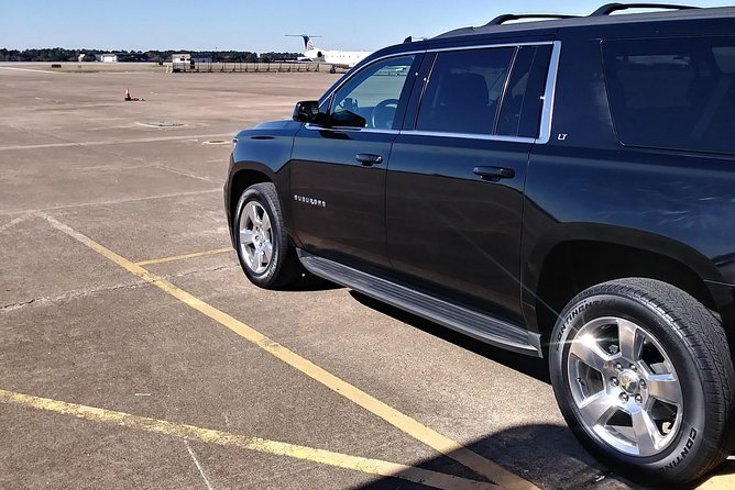 Car from Houston to San Antonio TX,Black SUV IAH Airport Houston-San Antonio, TX photo 2