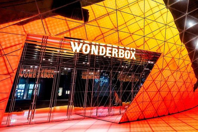 Paradise City Theme Park WonderBox Ticket in Incheon