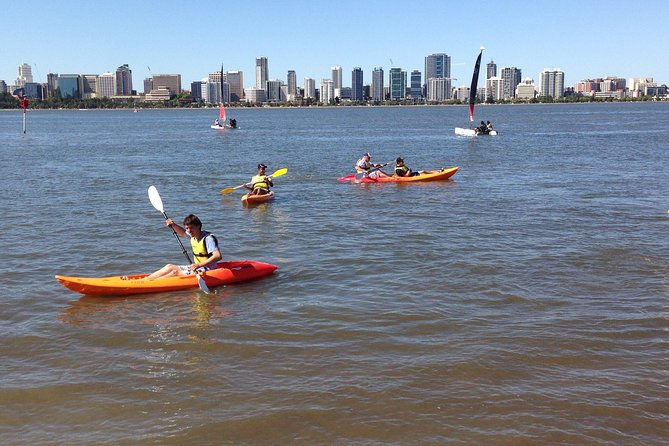 Double Kayak Hire Perth City photo 6
