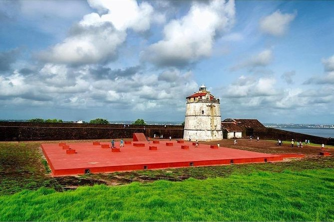 Visit to Reis Magos Fort, Fort Aguada,Chapora Fort & beaches