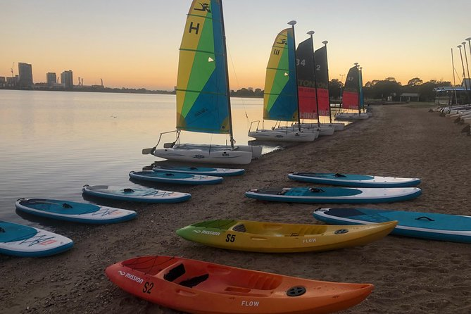 Double Kayak Hire Perth City photo 3