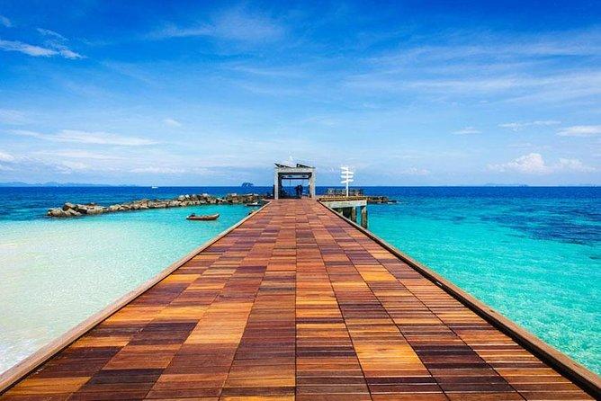 Maiton Island Premium Tour By Speed Boat