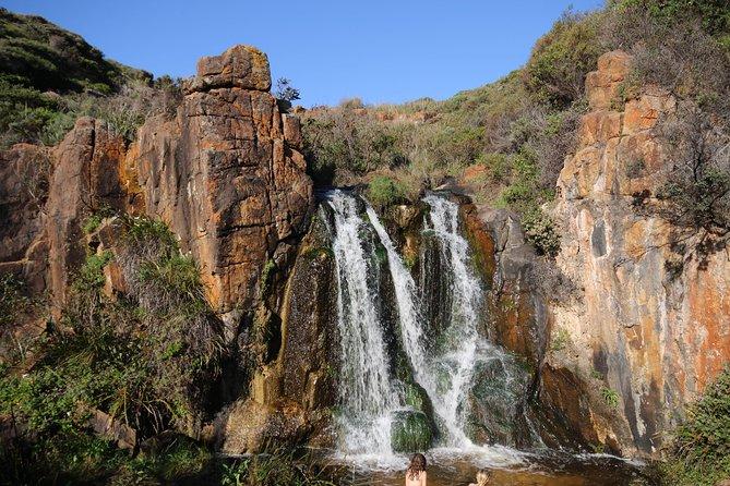 Pretty Quinninup Falls on a walk along the Cape to Cape Track (seasonal)
