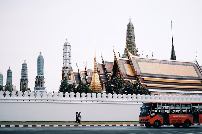 Free discovery of Bangkok with private French-speaking guide