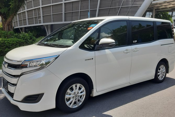 Singapore Changi Airport Arrival Transfer