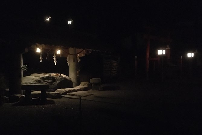 Ghost Stories and Nightlife Tour of Takayama (Private Tour - Price per Group) photo 1