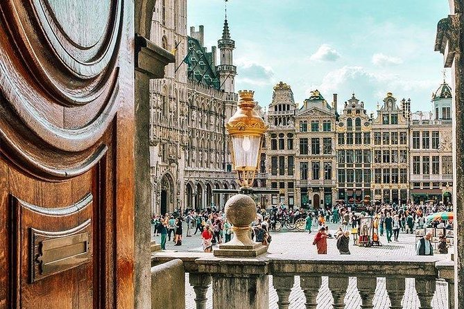 Private tour : Best of Brussels Half Day From Brussels