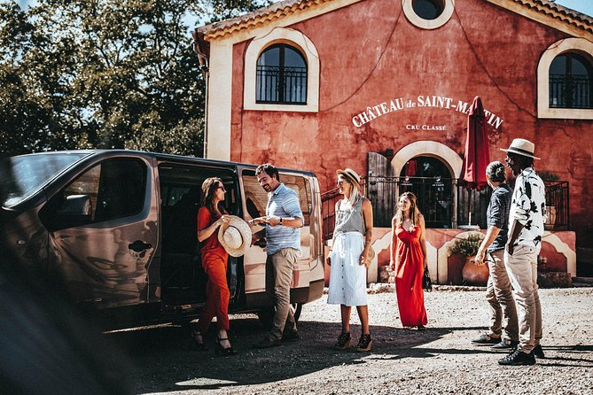 Provence Wine Tour - fra Cannes / Fréjus