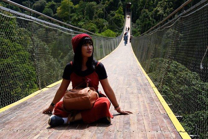 Situ Gunung Waterfall & Suspension Bridge Sukabumi start Jakarta
