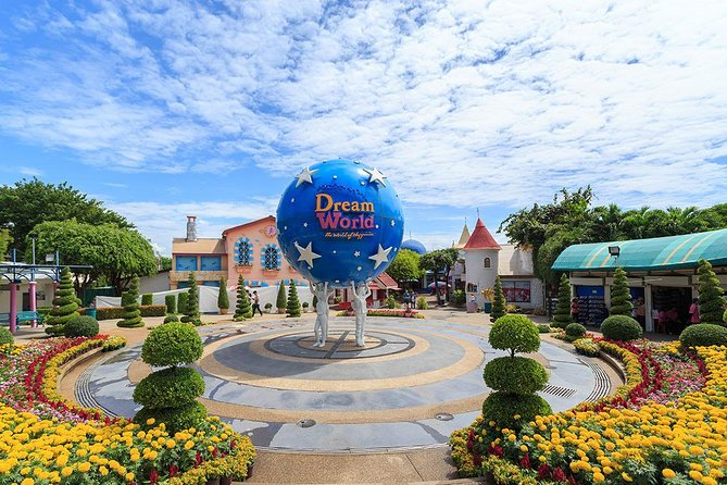 Dream World Theme Park at Bangkok with Return Transfer