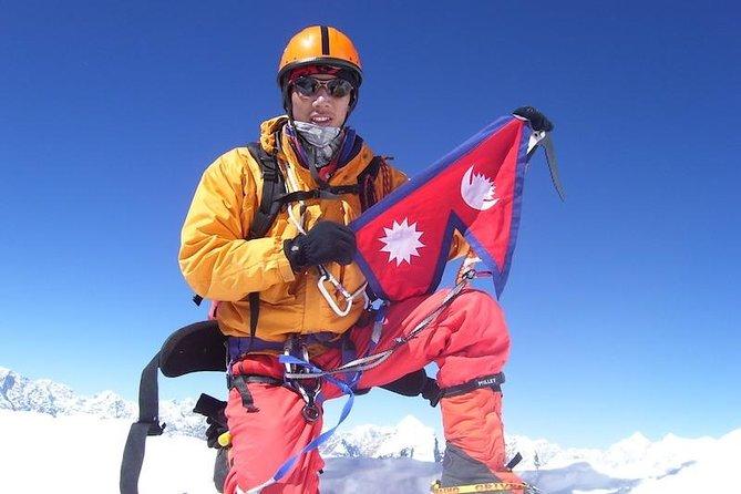 Kyajo Ri Expedition, Peak Climbing For 26 Days
