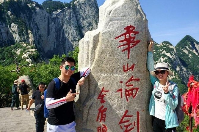 TerraCotta Warriors and Hua Shan Mountain 2-Day Private Tours
