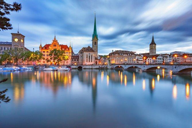 Private Zurich City Walking Tour