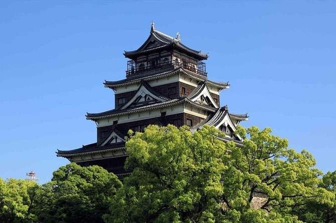 Half-Day Peace Memorial Park & Hiroshima Castle Tour