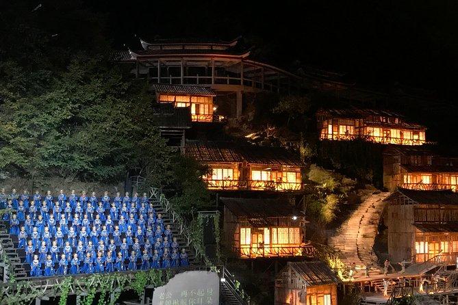 Fairy Fox Outdoor Music&Dancing Show(Pickup&drop off at Zhangjiajie city)
