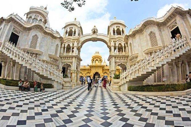 Private Tour : Mathura Vrindavan from Delhi Day Trip