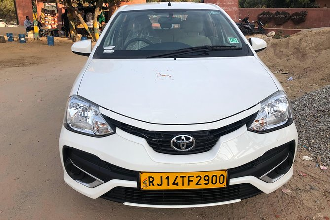 One Way Transfer From Agra To New Delhi in AC Vehicle