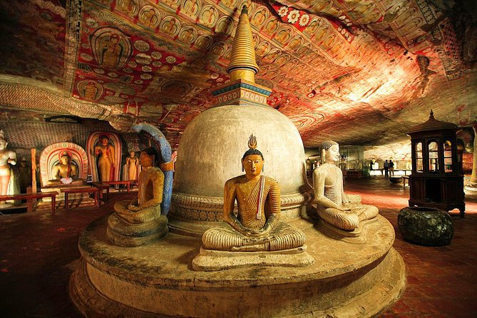 Tour to Dambulla Cave Temple and Sigiriya photo 9