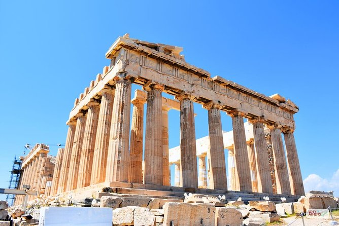 Motorcycle Tour of Athenian Temples - BMW G310GS
