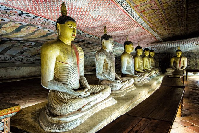 Tour to Dambulla Cave Temple and Sigiriya photo 6