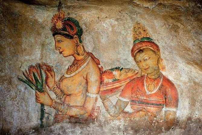 Tour to Dambulla Cave Temple and Sigiriya photo 2