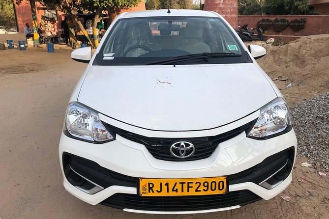 Private One Way Transfer From Bundi To Jaipur in AC Vehicle