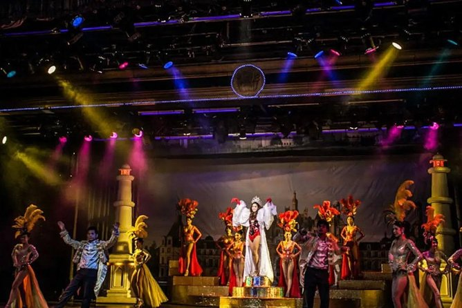 Golden Dome Cabaret Show in Bangkok