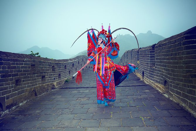 Beijing one day private tour to Mutianyu Great wall and the Forbidden city