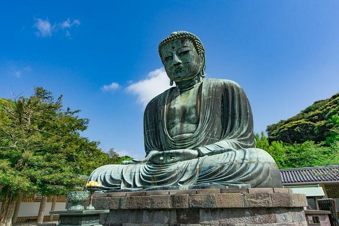 Kamakura Half-Day Private Trip with Nationally-Licensed Guide
