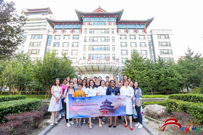 Traditional Chinese Medicine LED Talk and Educational Hospital Tour photo 3