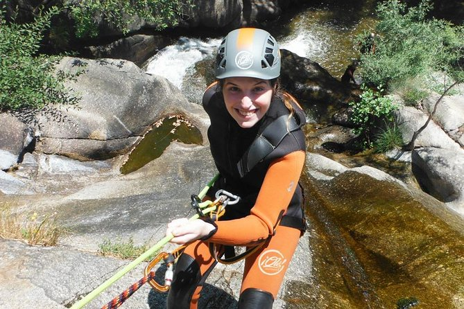 Canyoning Adventure in Madrid
