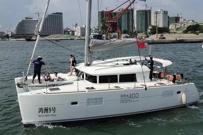 experience real sailing in Sanya