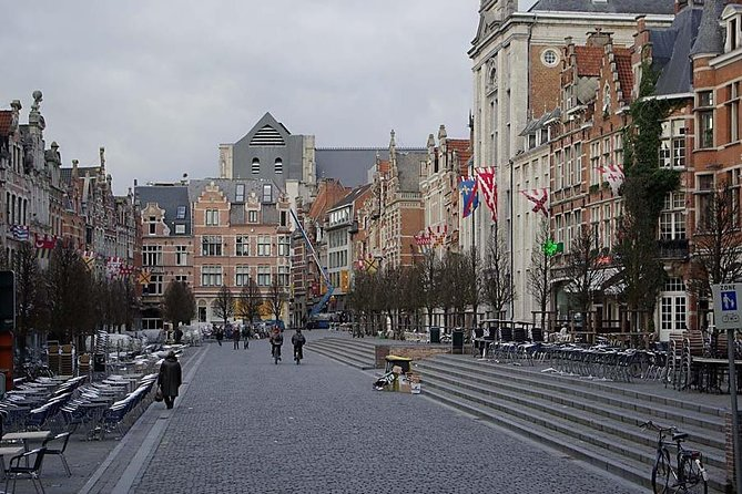 Leuven from Brussels