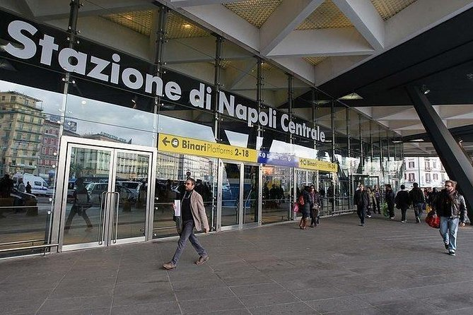 Transfers from Naples to Caserta by car